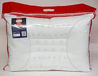 Подушка анатомическая Лелека 50х70см, наполнитель - холлофайбер, фото 1