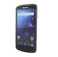 Матовый чехол накладка HTC Desire 516 черный