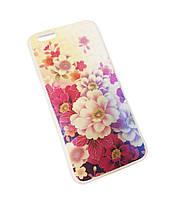 Чехол-накладка для iPhone 6+ Peon силиконовая, серии Fashion