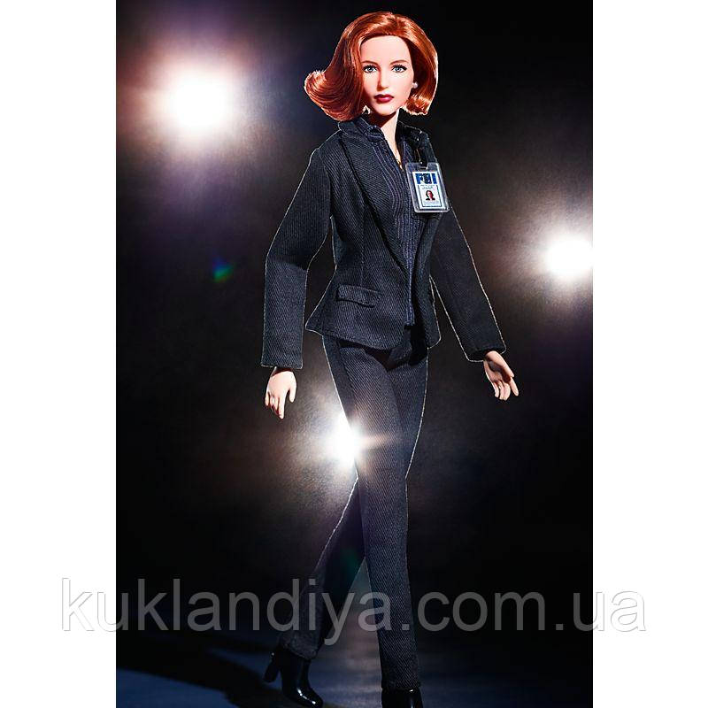 Коллекционная кукла Barbie The X Files Агент Дана Скалли /  Agent Dana Scully Doll