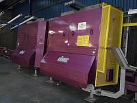 Стеклопакетная линия LISEC 1600 Х 5000 с газ прессом и роботом 2003 год