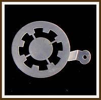 Трафарет маленький диаметр 7,4 см Узор, фото 1