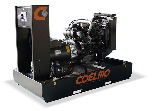 Трехфазный дизельный генератор Coelmo PDT116ATAG4 (176 кВт)