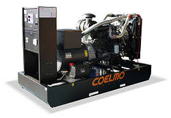 Трехфазный дизельный генератор Coelmo FDT67TE8W (220 кВт)
