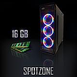 Игровой ПК Intel Core i7 7700, GTX 1060 6Gb, DDR4 16Gb, 500Gb, фото 2