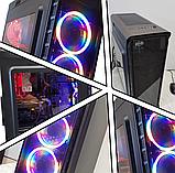Игровой ПК Intel Core i7 7700, GTX 1060 6Gb, DDR4 16Gb, 500Gb, фото 4