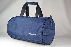 Спортивна сумка синя / Сумка спортивная синяя