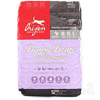 Корм для собак ORIJEN Puppy Large 11,4 кг ориджен для щенков крупных и гигантских пород