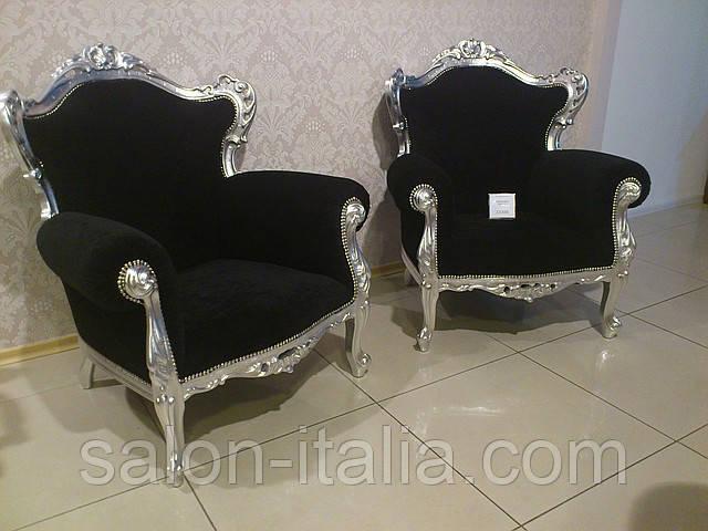 Крісло Vogue-Art, Фабрика Santarosssa (Італія)