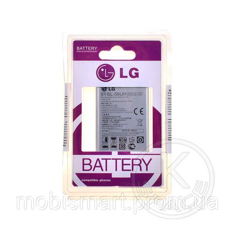 АКБ High Copy LG BL-59JH (P715,P713 L7 Dual)