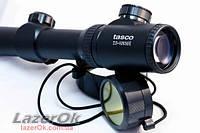 Оптический прицел Tasco 2,5-10х56Е с подсветкой сетки!