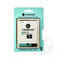 АКБ Tornado Premium Bravis Alto