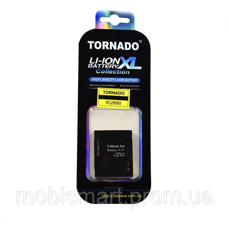 АКБ XL Tornado KU990