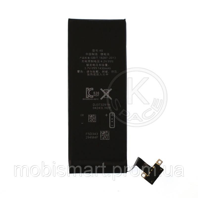 АКБ AAA iPhone 4S (тех.пак)