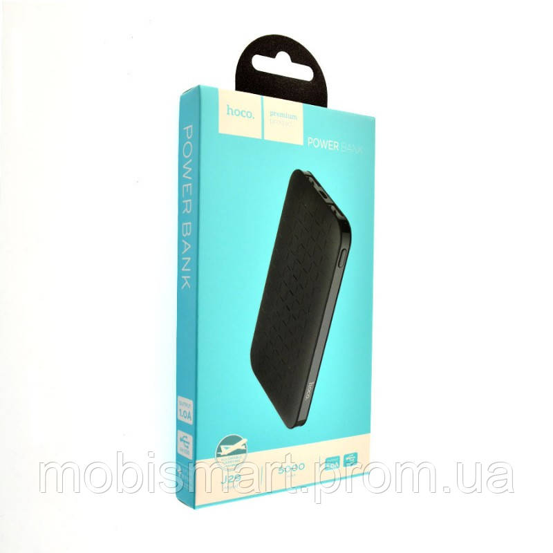 Power Bank Hoco J29 (5000mAh) black
