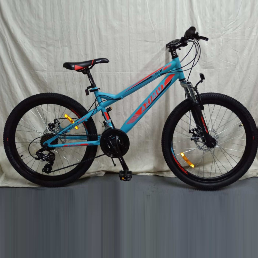 """Велосипед Azimut Hiland 24"""" х 14 GFRD 2019"""