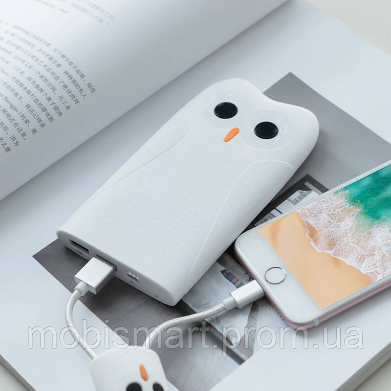 Power Bank Kikibelief KJ3 (10000mAh) white