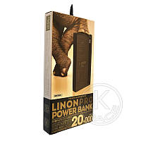 Power Bank REMAX Linon Pro RPP-73 (20000mAh) black