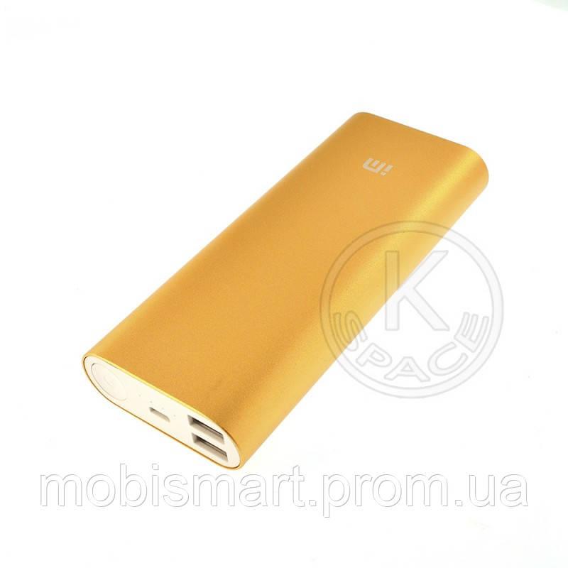 Power Bank Xiaomi Mi (16000mAh) gold