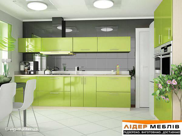 Кухня MoDa 7 (2,8 х 1,2 м), фото 2