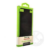 Power Bank Bilitong Ultra Slim AO-10 (5000mAh) black