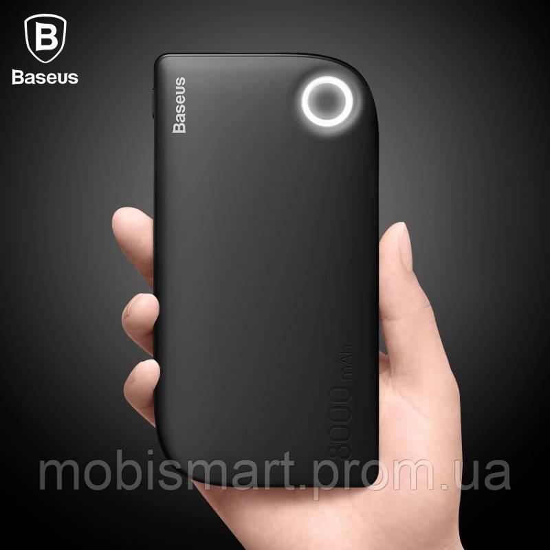 Power Bank Baseus PPM11-01 black (8000mAh)