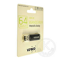 USB Flash Verico Wanderer 64Gb black