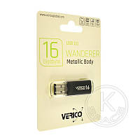 USB Flash Verico Wanderer 16Gb black