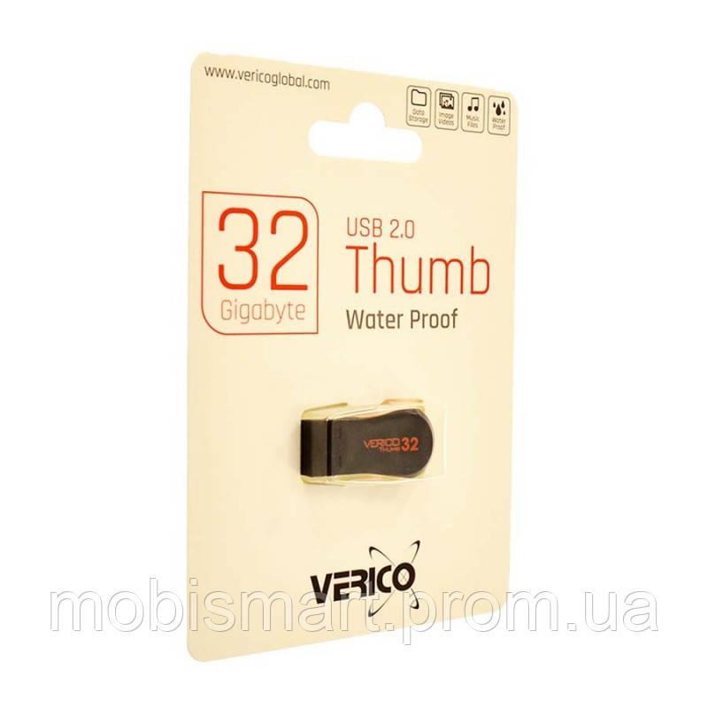 USB Flash Verico Thumb 32Gb black-red