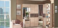 Мебель для прихожей Бруна (угловая комплектация)