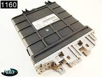 Электронный блок управления (ЭБУ) Audi 80 100 2.0 93-94г (ABK), фото 1