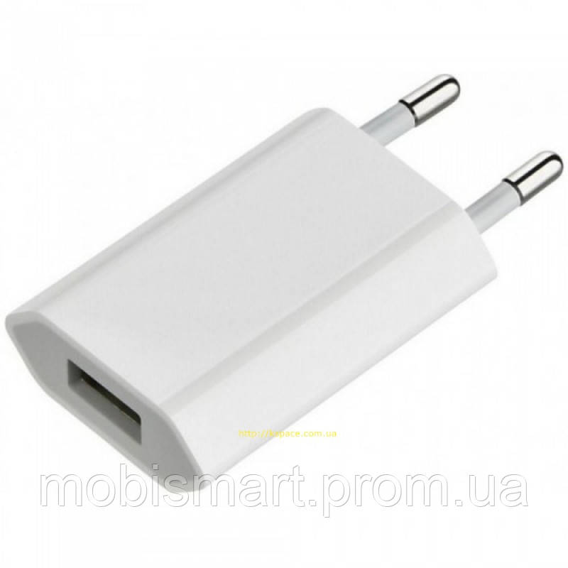 СЗУ (high copy) iPhone 4/4S/5/5S (5V-0.8A) white