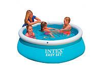 Intex 28101, надувной бассейн 183х51 см. Easy Set, фото 1