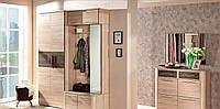 Мебель для прихожей Бруна(прямая комплектация)