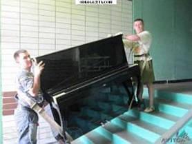 Перевозки пианино в запорожье
