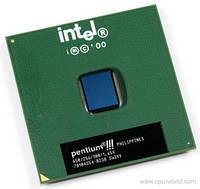 Процессор Intel Pentium III  650 бу
