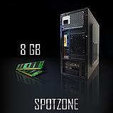 Игровой ПК Intel Core i5 2400, GTX 750ti, DDR3 8Gb, 500Gb, фото 2