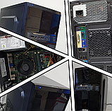 Игровой ПК Intel Core i5 2400, GTX 750ti, DDR3 8Gb, 500Gb, фото 4