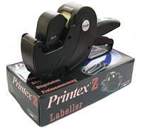 Этикет-пистолет с большими цифрами Printex Z6 Maxi