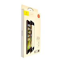 Защитное стекло 5D Baseus iPhone 7,8 black