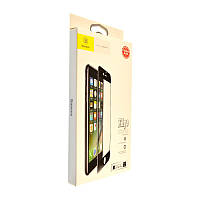 Защитное стекло 5D Baseus iPhone 7,8 Plus black