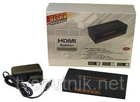 HDMI Splitter 1x4 SP0009M1 (ver 2.0, 4K/UHD@60Hz)