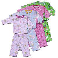Детская пижама, на рост - 92, 116, 122 см. (арт: 302)