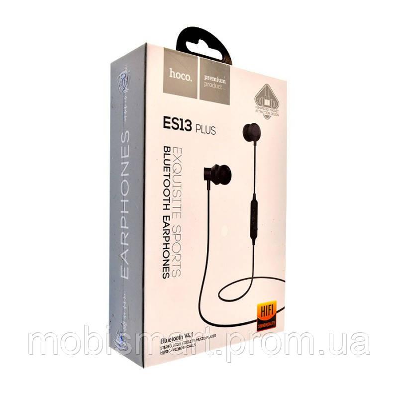 Наушники Bluetooth Hoco ES13 Plus black