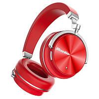 Наушники Bluetooth Bluedio T4 red