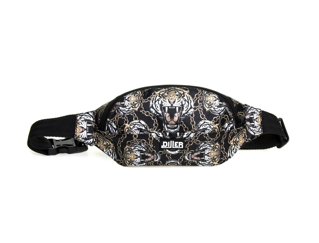 Поясная сумка Black Tigers