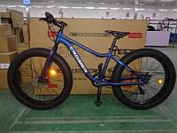 Подростковый велосипед 26 дюймов фит байк FAT BIKE, фото 1
