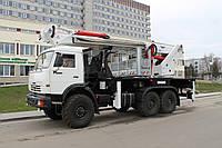 Аренда телескопических автовышек в Киеве, фото 1