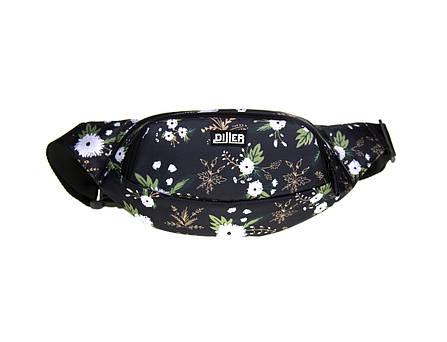Поясная сумка Dark Blossom, фото 2