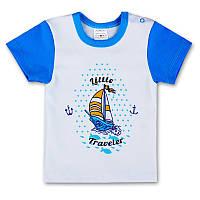 Детская футболка, на рост - 68 см. (арт:9-13н)